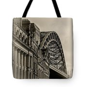Tyne Bridge Tote Bag