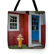 Typical Rockport Massachusetts Tote Bag