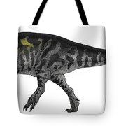 Tyrannosaurus Rex, A Large Predator Tote Bag