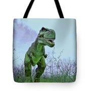 Tyrannosaurus Rex  T- Rex Tote Bag