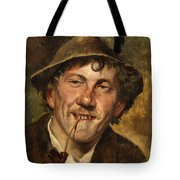 Tyrolean Farmer Tote Bag