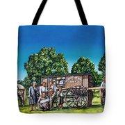 U. G. Earp And Family Tote Bag