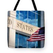U S Of A Tote Bag