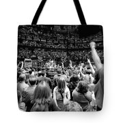 U2-crowd-gp13 Tote Bag
