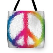 Uber Peace Tote Bag