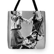 Ukrainian Folk Dancers Tote Bag