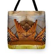 Ulm Pipe Organ Tote Bag