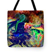 Ultimate Volcano Wishes Tote Bag