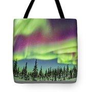 Ultrawide Aurora 4 - Feb 21, 2015 Tote Bag