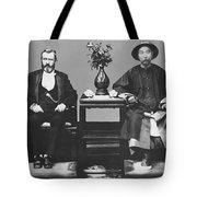 Ulysses S. Grant Visits China Tote Bag