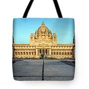 Umaid Bhawan Palace Tote Bag