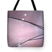 Umbrella Abstract 11 Tote Bag