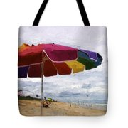 Umbrella Time Tote Bag