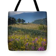 Umbria Wildflowers Tote Bag
