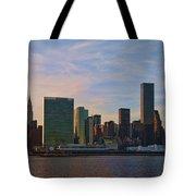 Un Sunset Tote Bag