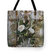 Una Finestra Liberty Tote Bag