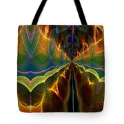 Unbalanced Mind Tote Bag