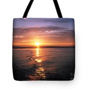 Unbelievable Sunrise Tote Bag
