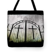 Unblessed Ground Tote Bag