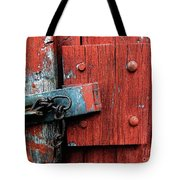 Unchain My Heart Tote Bag