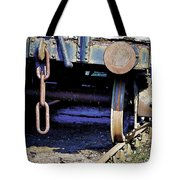 Unchained Melody Tote Bag