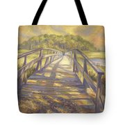 Uncle Tim's Bridge Tote Bag