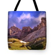 Uncompaghre Wilderness Tote Bag