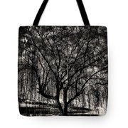 Unconnected Tote Bag