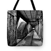 Under Alcatraz Tote Bag