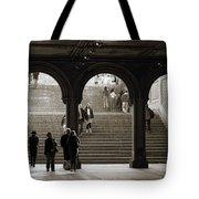 Under Bethesda Terrace Tote Bag
