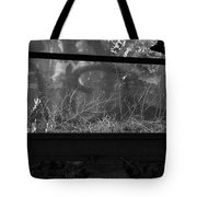 Under Bw Tote Bag