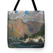 Under Heaven Of Montenegro Tote Bag
