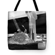 Under Pass Bw Iv Tote Bag