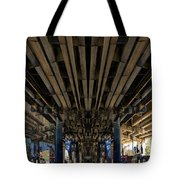 Under Pass Transition   Tote Bag