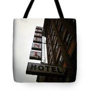 Under Regent Hotel  Tote Bag
