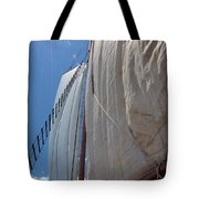 Under Sail Tote Bag