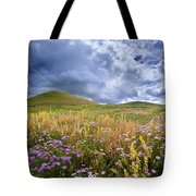 Under The Big Sky Tote Bag