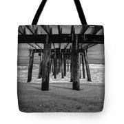 Under The Boardwalk Tote Bag