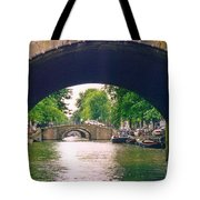 Under The Canals Tote Bag