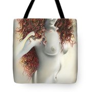 Under The Cover Tote Bag