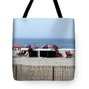 Under The Flag Tote Bag