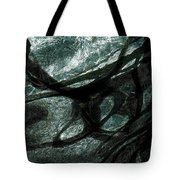 Under The Ice Tote Bag