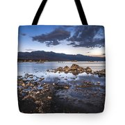 Under The Light Of The Full Moon Tote Bag