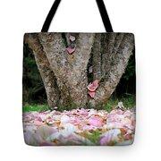 Under The Magnolia Tree Tote Bag