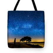 Under The Milky Way II Tote Bag