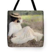 Under The Old Appletree Tote Bag
