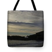 Under The Overhang Tote Bag