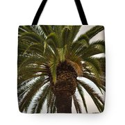 Under The Palm II Tote Bag