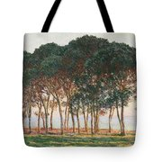 Under The Pines. Evening Tote Bag