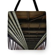Under The Riverfront 5 Tote Bag
